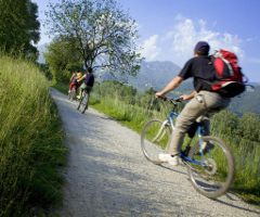 bed and breakfast Casto bs- escursioni mountain bike