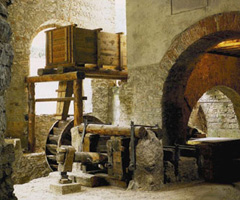 Bed and breakfast Tavernole - Museo del Forno